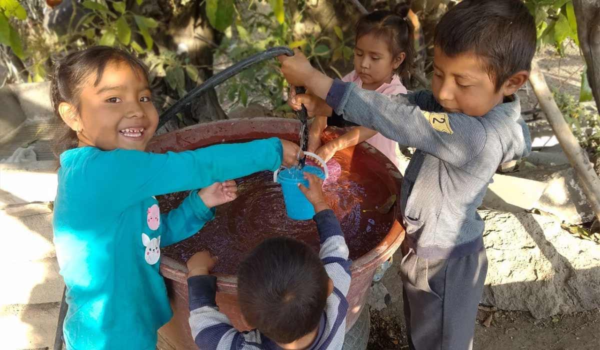 Tecuanipa water finally