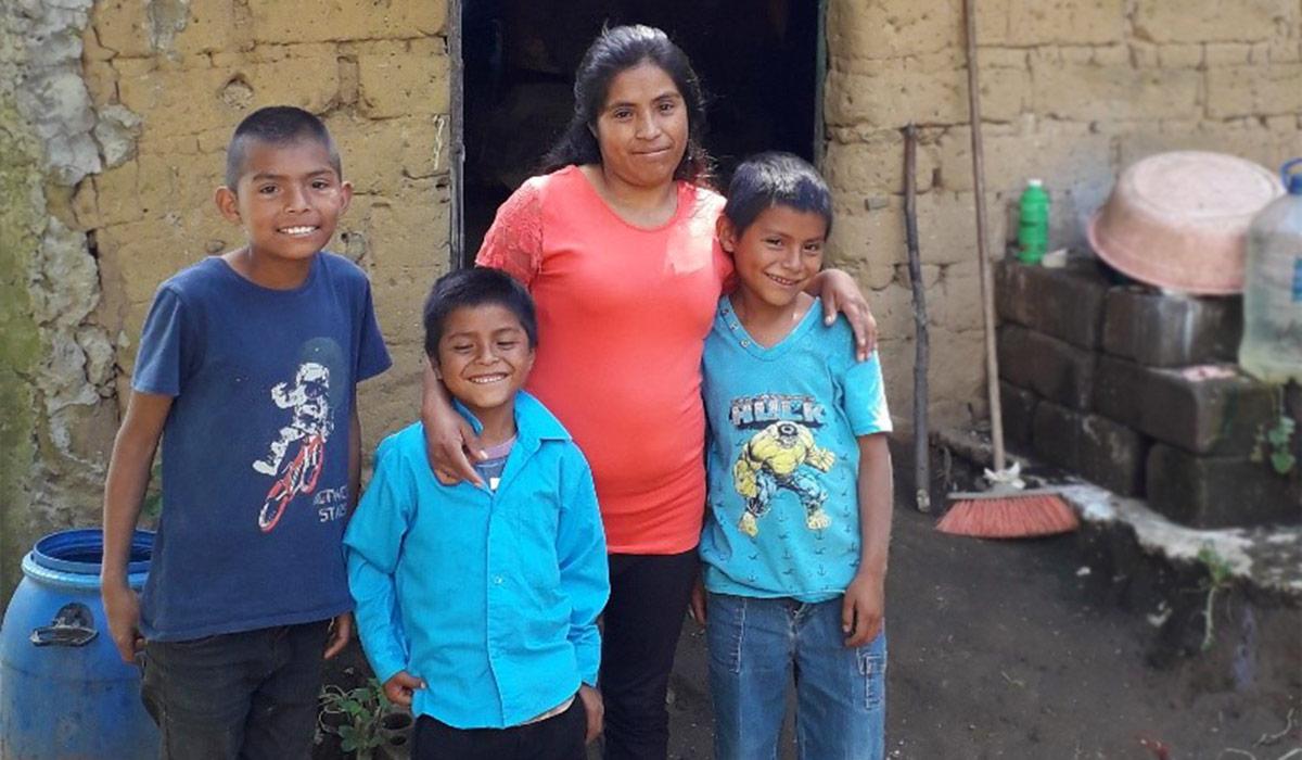 Lucrecia's Family